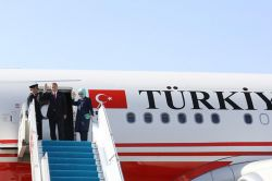 Cumhurbaşkanı Erdoğan Uganda'ya gitti foto