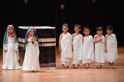 Kur'an-ı Kerim eğitimi gören miniklere taç giydirildi video foto