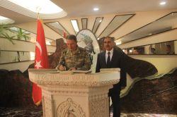 Genelkurmay Başkanı Akar Mardin'de video foto