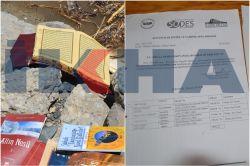 Elazığ Palu'da nehre atılmış Kur'an, Gülen'e ait kitaplar ve resmi belgeler bulundu video foto