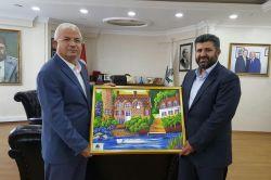 Peygamber Sevdalıları Platformu'ndan İzmir'de teşekkür ziyaretleri foto