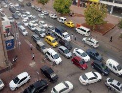 4 günde 156 sürücüye 29 bin 25 TL para cezası