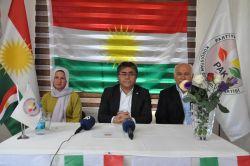 HDP, PKK'nin savaş siyasetine doğrudan destek verdi video foto