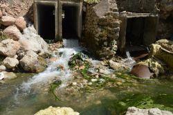 Şırnak halkından kanalizasyon sularının dereye akıtılmasına tepki video foto
