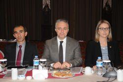 Mardin'de GAP Sulama Kanalları Toplantısı video foto