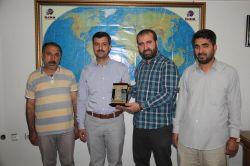 Peygamber Sevdalıları Platformu'ndan Diyarbakır'da teşekkür ziyaretleri video foto
