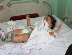 Silopi'deki patlamada ağır yaralanan çocuk Diyarbakır'a sevk edildi