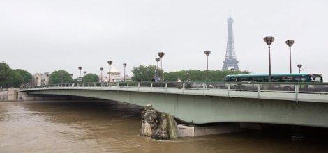 Fransa'da yağmur krizi büyüyor