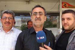 Elazığ sanayi esnafı Belediyenin çalışmasından şikâyetçi video foto