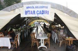 Bingöl'de Ramazan Sokağı kuruluyor