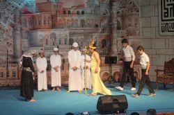Mardin'de imam hatip okulları arası yılsonu etkinliği video foto