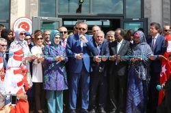 Cumhurbaşkanı Erdoğan, Mogadişu Büyükelçiliği'ni açtı