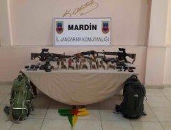 Mardin'de PKK operasyonu: 3 gözaltı