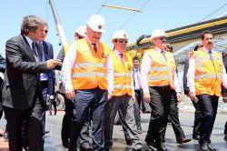Ulaştırma Bakanı Arslan, Osmangazi Köprüsü'nü inceledi