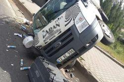 Bingöl Çapakçur Köprüsü'nde kaza: 3 yaralı foto