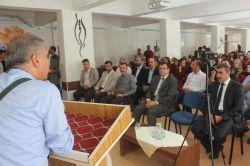 Mardin Valisi Ömer Faruk Koçak'tan öğrencilere Kur'an tavsiyesi video foto