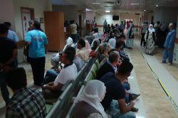 Mardin Kızıltepe'de hastalar Ramazan gecelerinde de hizmet görecek video foto