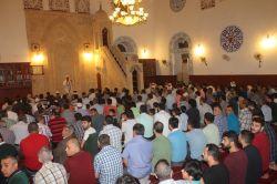 Mardin'de ilk teravih heyecanı