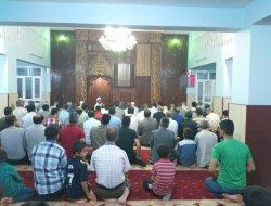Çınarlılar ilk Teravih namazında camilere akın ettiler-foto