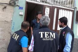 Gaziantep'te Paralel Yapı operasyonu: 4 gözaltı