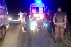 Mardin'de trafik kazası: 5 yaralı