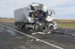 Şanlıurfa'da TIR kazası: 1 yaralı