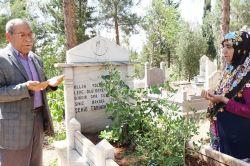 Mukaddesata dil uzatılmasına karşı durunca katledildi