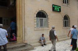 Kızıltepe Yeni Camiye 3 dilde dijital tabela asıldı foto