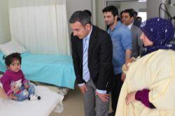 Viranşehir'de çocuk polikliniği ek mesai yapacak