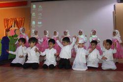 Can Laleler Çocuk Bahçesi'nden yılsonu etkinliği