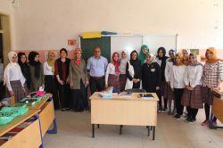 Silopi'de öğrencilere Kur'an-ı Kerim dağıtıldı foto