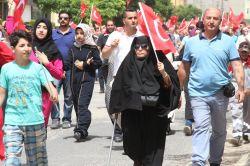 Midyat halkından PKK'ye büyük tepki