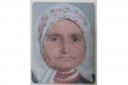 Bursa Osmangazi'de ikamet eden yaşlı kadından haber alınamıyor