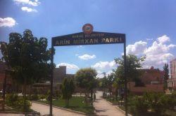 Şanlıurfa Suruç'ta DBP'li belediye canlı bombanın ismini parka verdi foto
