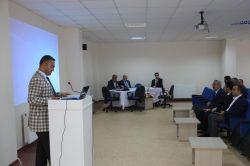 Bingöl OSB Yönetim Kurulu ve Müteşebbis Heyeti Toplantısı yapıldı