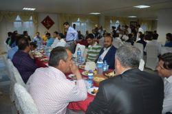 Kardeşlik Platformu'ndan Cizre'de iftar programı