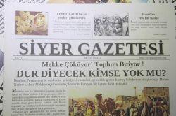 İHL öğrencileri Siyer Gazetesi çıkardı