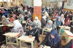 Vanlılardan Ramazan programlarına yoğun ilgi