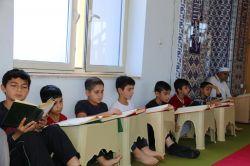 Gençlerin mukabeleye iştiraki sevindirici foto