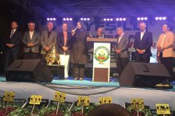 Aile ve Sosyal Politikalar Bakanı Fatma Betül Kaya Yeşilli'de iftar yemeğine katıldı foto