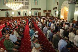 Gaziantep'te Enderun Usulü Teravih Namazı kılınıyor