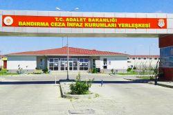 Bandırma 2 Nolu T Tipi Cezaevindeki mahkûmlara Ramazan ayı için sahur verilmiyor