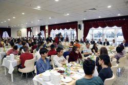 Diyanet Başkanı Görmez Ankara'da iftarını gençlerle açtı