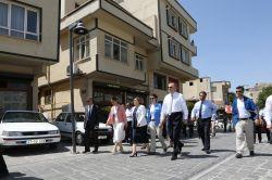 Tarihi Antep evleri ve sokakları restore ediliyor