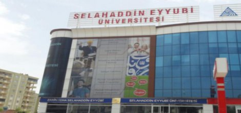 Selahattin Eyyübi Üniversitesi'ne  kayyum atandı