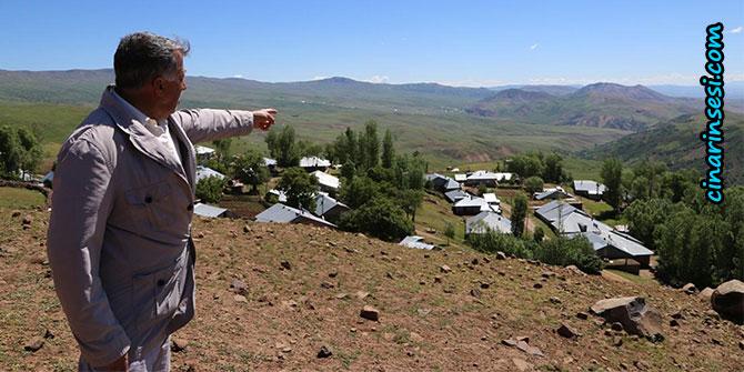 Muş'un Çengilli köyü Devlet tarafından boşaltılıyor