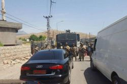 Şırnak'a HDP heyetine izin verilmedi