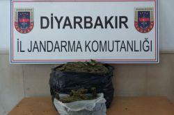 Diyarbakır'da 52 kilogram uyuşturucu ele geçirildi