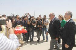 Başbakan Yardımcısı Tuğrul Türkeş Mardin'de foto
