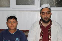Akçakale Fakirullah Cami imamından çocuklara yönelik örnek adım foto